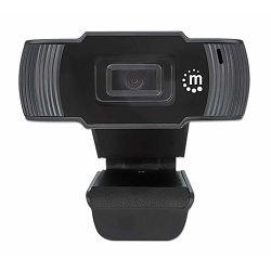 Web kamera Manhattan 1080p USB 462006