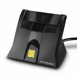 Čitač pametnih kartica AXAGON CRE-SM4 USB 2.0 CRE-SM4