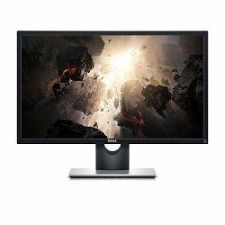 """Monitor 24"""" DELL SE2417HGX, 1ms, 300cd/m2, 1000:1, crni SE2417HGX"""