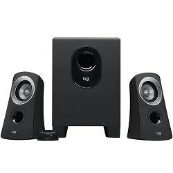 Zvučnici LOGITECH Z313, 2.1, 25W, crni 980-000382 / 980-000413