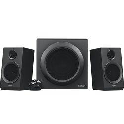 Zvučnici LOGITECH Z333, 2.1, 40W, crni 980-001202