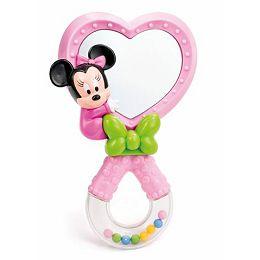 Zvečka Minnie Mouse sa ogledalom Clementoni
