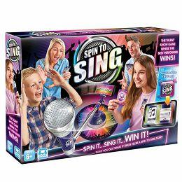 Društvena igra Spin to Sing