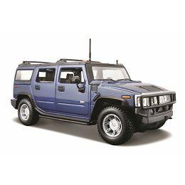 METALNI AUTOMOBIL 1:24 2003 HUMMER H2 SUV