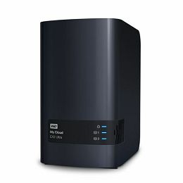 NAS uređaj 0TB WD My Cloud Expert EX2 Ultra 2-bay WDBVBZ0000NCH-EESN