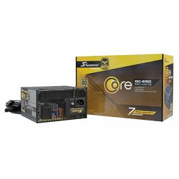 Napajanje Seasonic CORE GC-650 Gold SSR-650LC 650W
