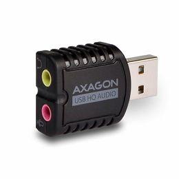 AXAGON ADA-17 USB2.0 - Stereo HQ Audio Mini Adapter 24bit 96