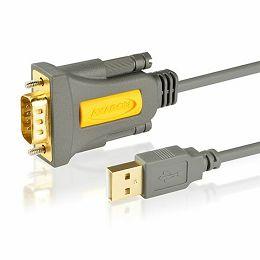 AXAGON ADS-1PS USB2.0 - Serial RS-232 DB9 HQ Adapter Profili