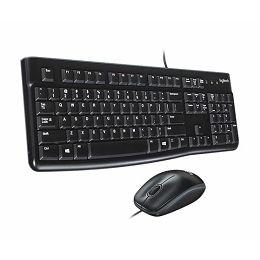 Tipkovnica desktop Logitech MK120, 920-002549