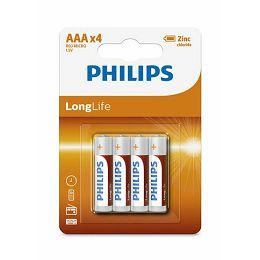 PHILIPS baterija R03L4B/10