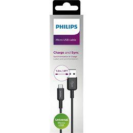 PHILIPS kabel USB na micro USB DLC4104U/10