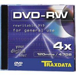 MED DVD TRX DVD-RW 4X BOX 1
