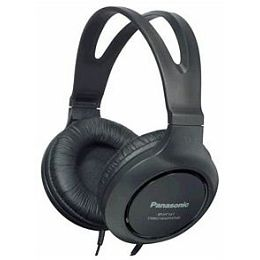 PANASONIC slušalice RP-HT161E-K crne