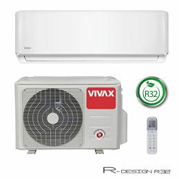 VIVAX COOL, klima uređaji, ACP-12CH35AERI R32 + WiFi modul
