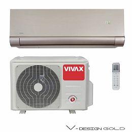 VIVAX COOL, klima uređaji, ACP-12CH35AEVI GOLD+WiFi+gratis n