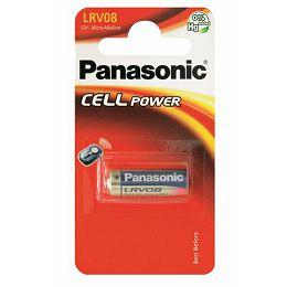 PANASONIC baterije LRV08L/1BP Micro Alkaline