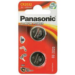 PANASONIC baterije CR-2032EL/2B Lithium Coin