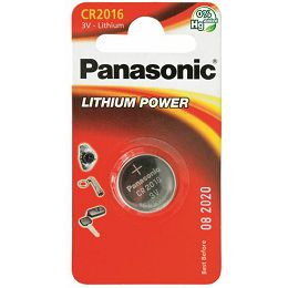 PANASONIC baterije male CR-2016EL/1B CR-2016EL/1B