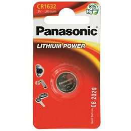 PANASONIC baterije CR-1632EL/1B Lithium Coin CR-1632EL/1B