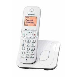 PANASONIC telefon bežični KX-TGC210FXW bijeli