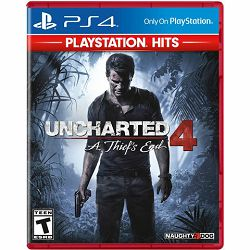 GAM SONY PS4 igra Uncharted 4: A Thiefs End HITS* 9418474*