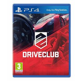 GAM SONY PS4 igra DriveClub**