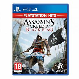 GAME PS4 igra Assassins Creed 4 Black Flag HITS
