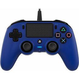 GAME PS4 Bigben PS4 Controller žièni plavi