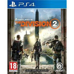 Tom Clancys The Division 2 Standard Edition PS4 TCTD2SEPS4