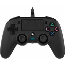 GAME PS4 Bigben PS4 Controller žični crni