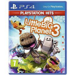 GAM SONY PS4 igra Little Big Planet 3 HITS 9414575