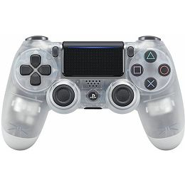 GAME PS4 Dualshock Controller v2 Crystal