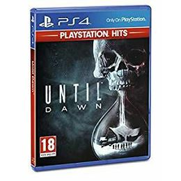 GAME PS4 igra Until Dawn HITS