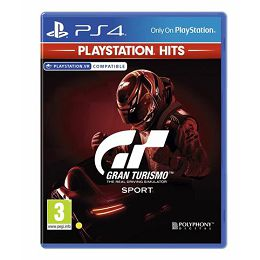 GAME PS4 igra Gran Turismo Sport HITS