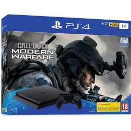GAM SONY PS4 1TB F chassis + Call of Duty: Modern Warfere 20