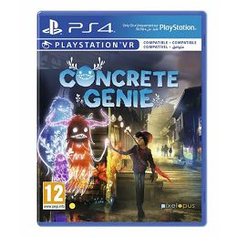 Concrete Genie PS4 9754015