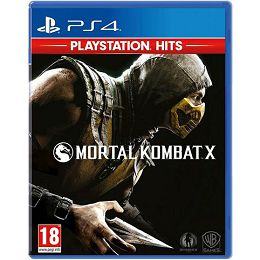 GAME PS4 igra Mortal Kombat X HITS
