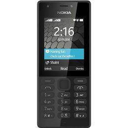 MOB Nokia 216 Dual SIM Black