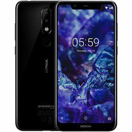 MOB Nokia 5.1 Plus Dual SIM Black