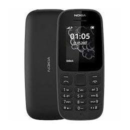 MOB Nokia 105 Dual SIM (2019) Black TA-1174