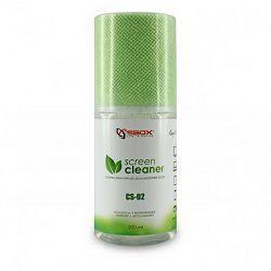 Sredstvo za čišćenje SBOX CS-02, za čišćenje ekrana 200ml CS-02