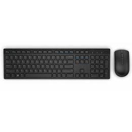 Dell bežični set tipkovnica + miš, crna boja