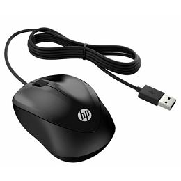 HP 1000 Wired Mouse 4QM14AA#ABB
