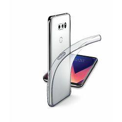 Cover CELLULARLINE Fine, za Samsung A6+ 2018, prozirni