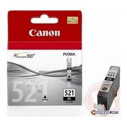Tinta CANON CLI-521Bk black CLI-521Bk