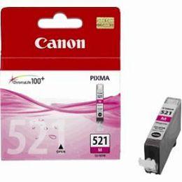 Tinta CANON CLI-521M Magenta BS2935B001AA