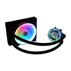Vodeno hlađenje LC POWER LC-CC-120-LiCo-ARGB-Liquid, socket 775/1150/1151/1155/1156/1366/2011/2011-3/2066/FM1/FM2/FM2+/AM2/AM2+/AM3/AM3+/AM4 LC-CC-120-LICO-ARGB