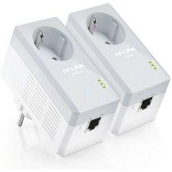 Powerline adapter TP-LINK AV600 TL-PA4010P KIT, mreža putem postojećih električnih instalacija, 600Mbps TL-PA4010P3.0KIT