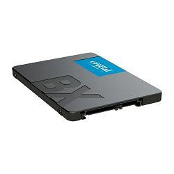 "SSD 240 GB CRUCIAL BX500, CT240BX500SSD1, SATA3, 2.5"", maks do 540/500 MB/s CT240BX500SSD1"