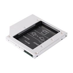 """Ladica za disk ORICO, omogućuje montažu 2.5"""" SATA HDD/SSD u 9.5mm bay za prijenosnike"""